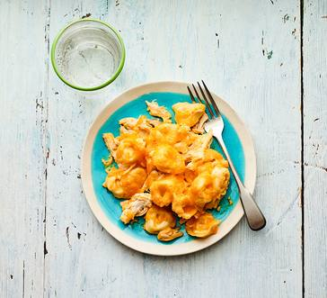 Mac and Cheese with Rotisserie Chicken image