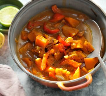 Acorn Squash Curry image