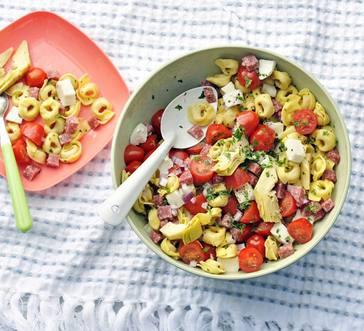 Antipasti Tortellini Salad image