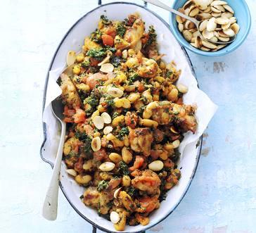 Chicken & Bean Stew image