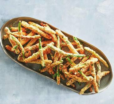 Air-Fried Green Bean Fries image