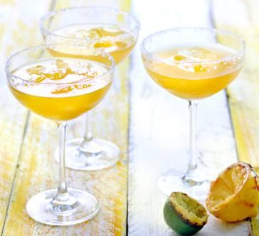 Grilled Citrus Margaritas image