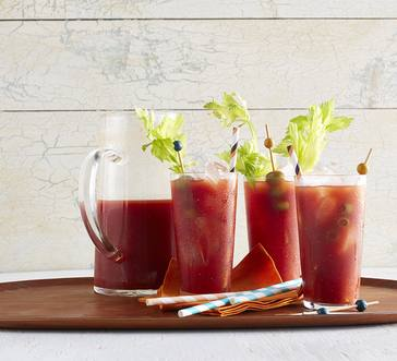 Dill Pickle Bloody Marys image