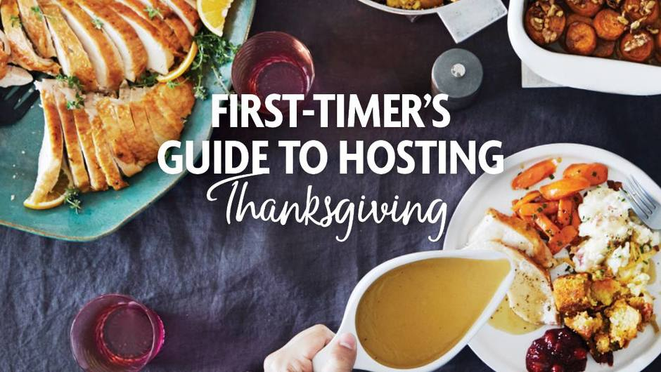 First-Timer's Guide to Hosting Thanksgiving image