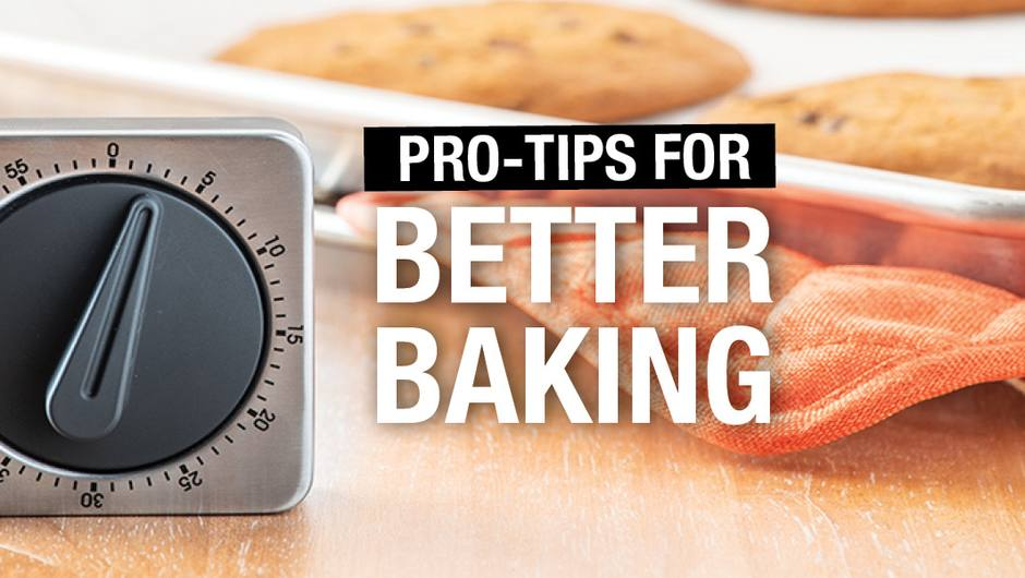 5 Simple Tips to Be a Better Baker image