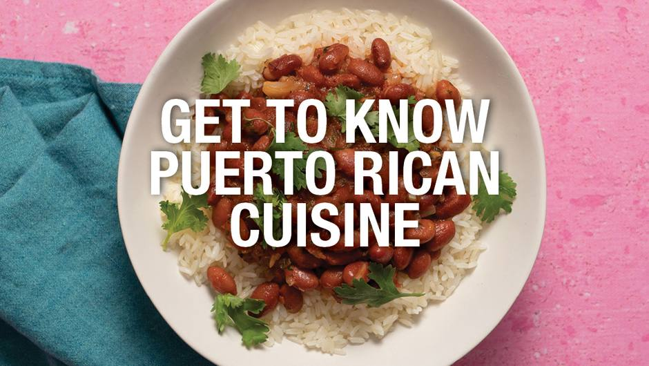 Get to Know Puerto Rican Cuisine image