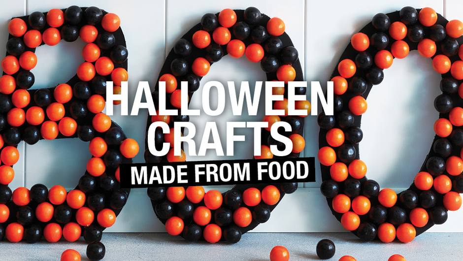 5 DIY Halloween Crafts for the Whole Family image