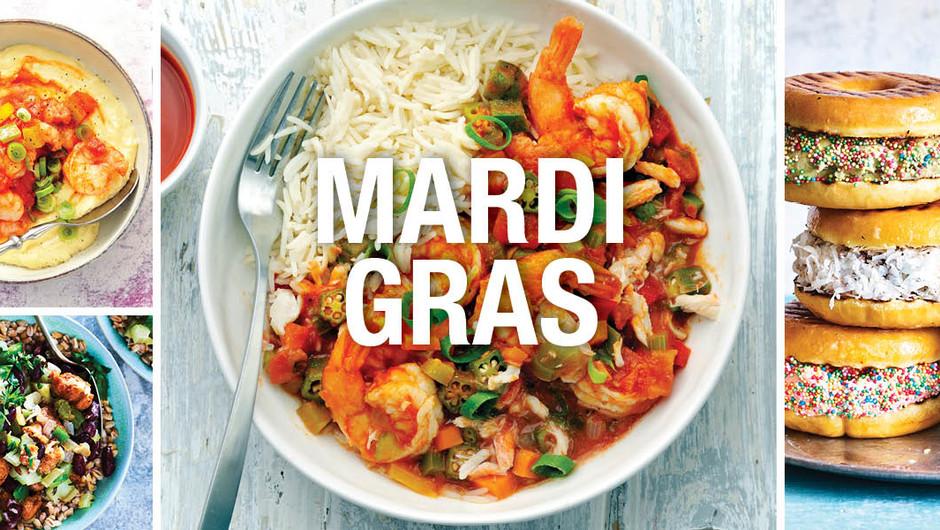 Mardi Gras - Let's Celebrate! image