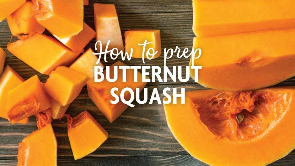 How to Prep Butternut Squash image