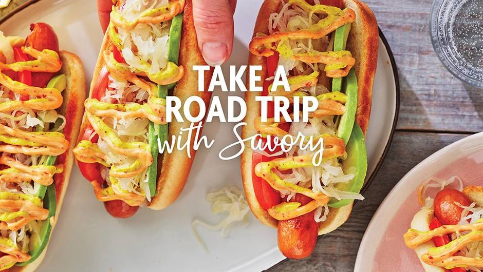Take the Savory Road Trip image