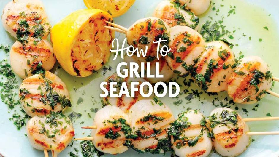 How to Grill Seafood image