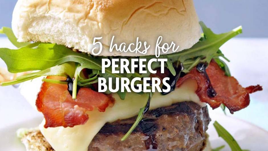5 Hacks for Perfect Burgers image