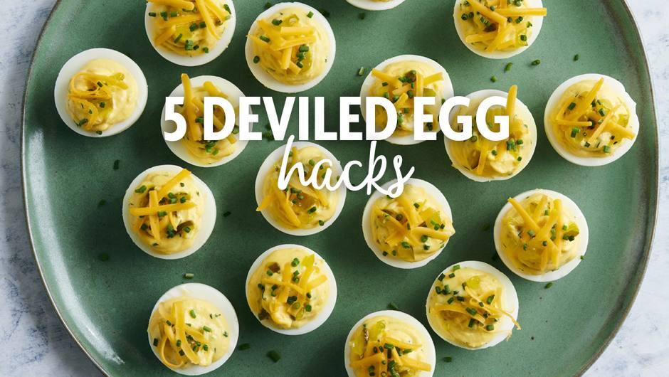 5 Deviled Egg Hacks image