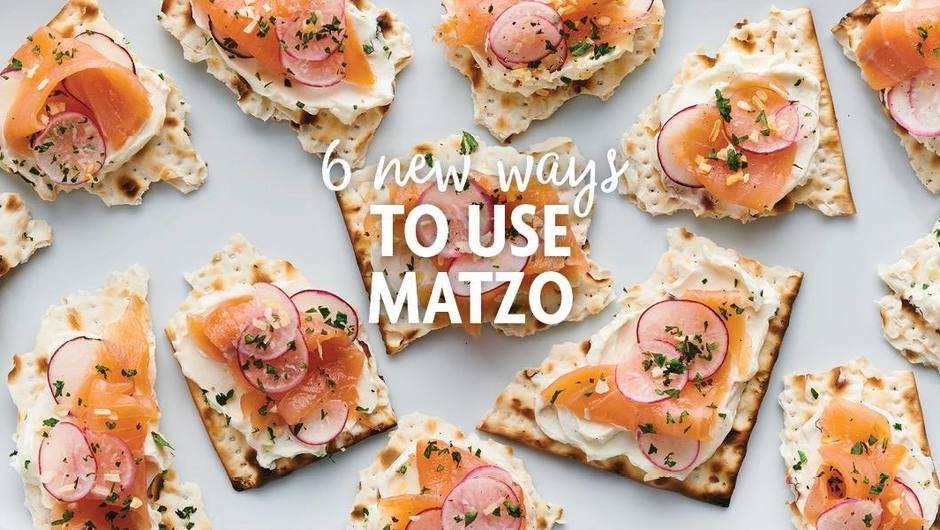 6 Out-of-the-Box Ways to Use Matzo image