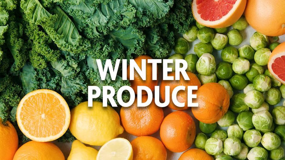 Winter Produce image