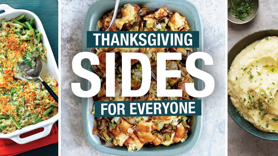 10 Thanksgiving Sides for Everyone image