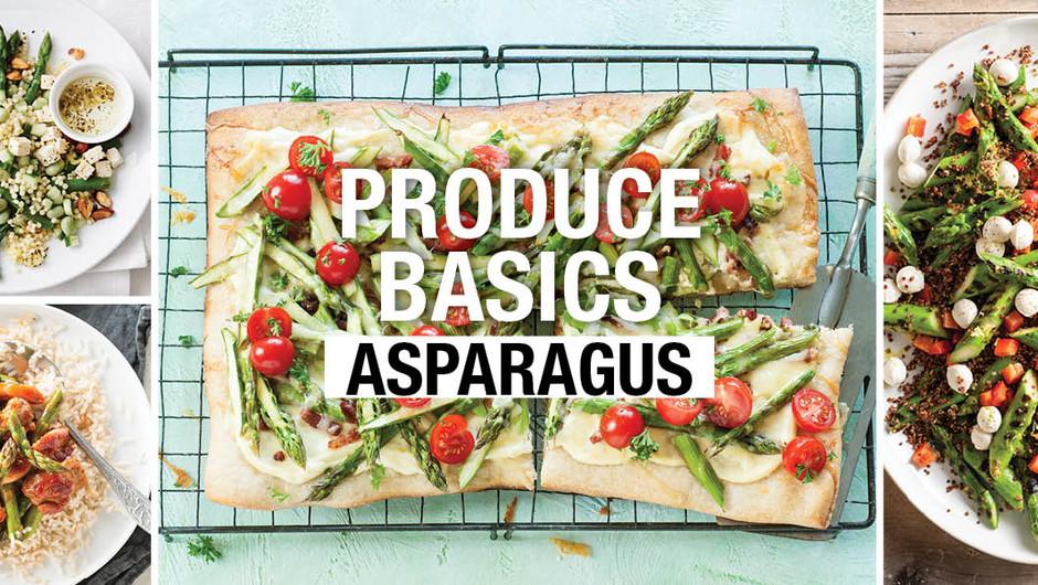 Produce Basics – Asparagus image