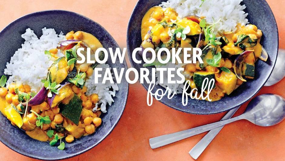 10 Slow Cooker Favorites for Fall image