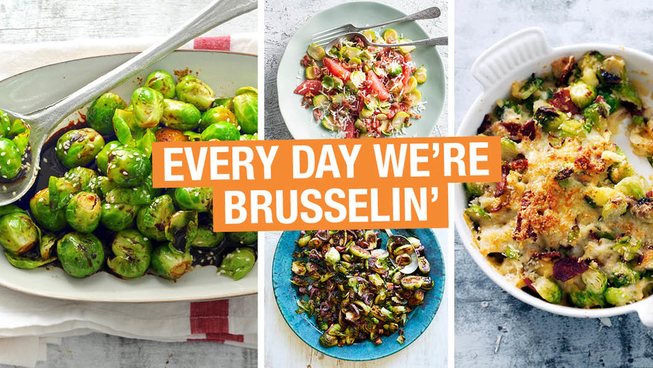 Produce Spotlight—Brussels Sprouts image