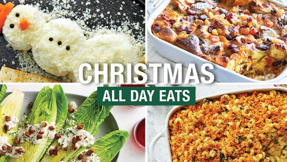 Christmas All Day Eats image