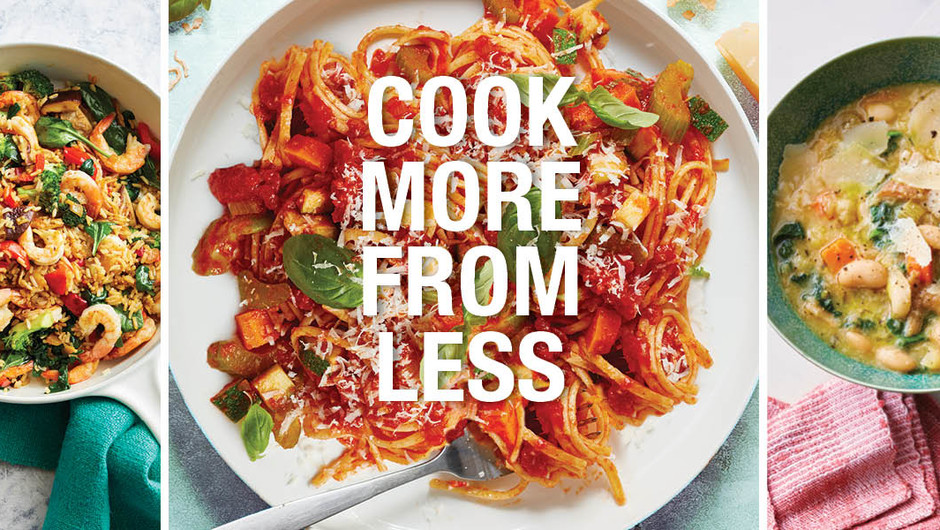 5 Ways to Cook More From Less image