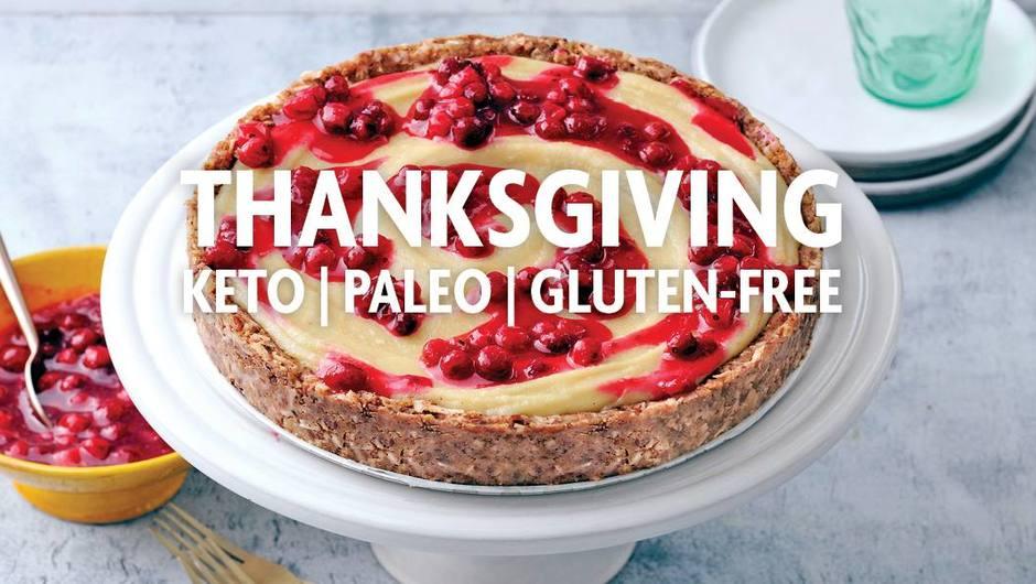 Keto, Paleo, and Gluten-Free Thanksgiving Recipes image
