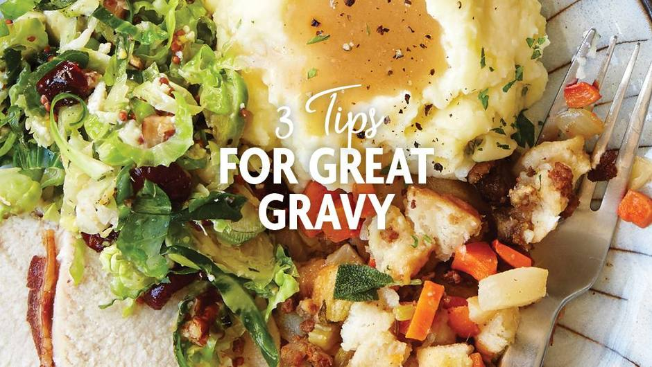 3 Tips for Great Gravy image