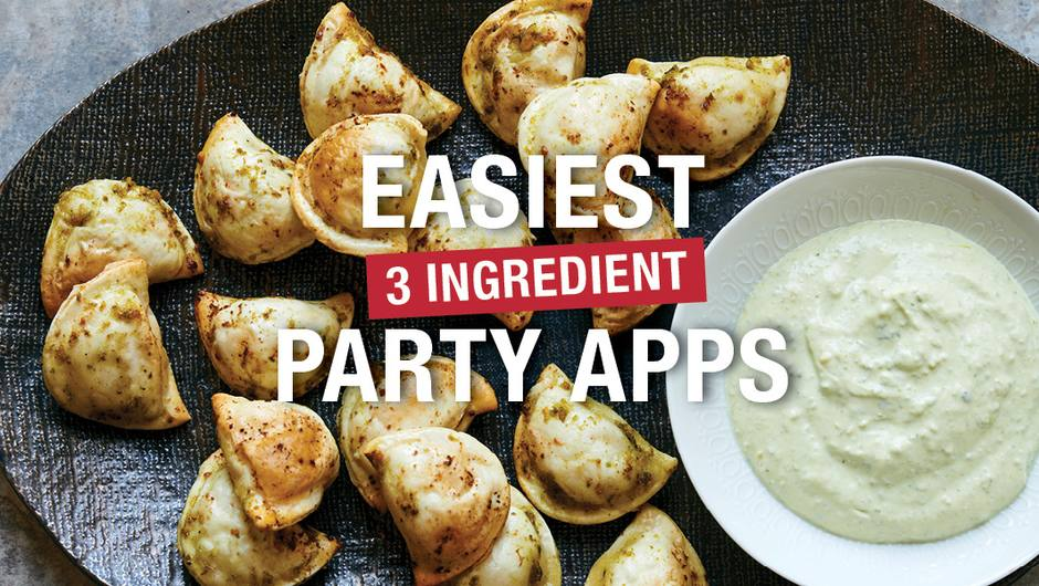 Easiest 3 Ingredient Party Apps image