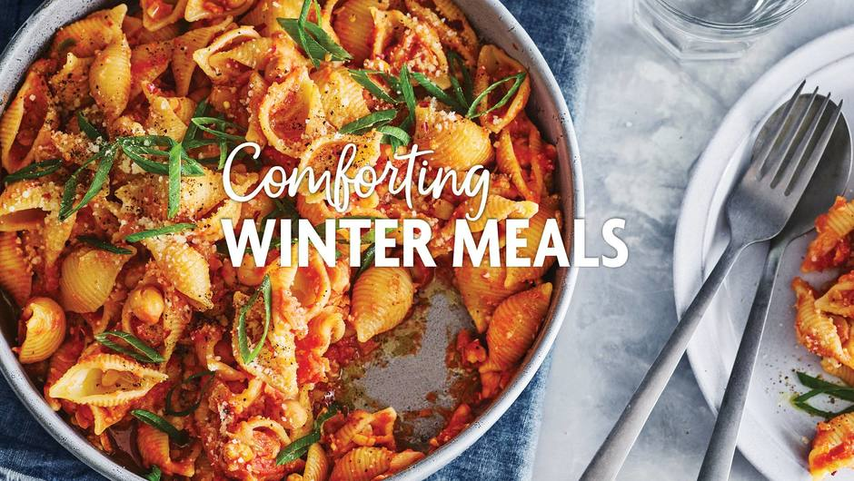 Comforting Winter Meals image