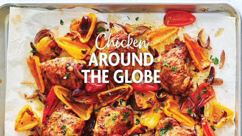 Chicken Around the Globe image