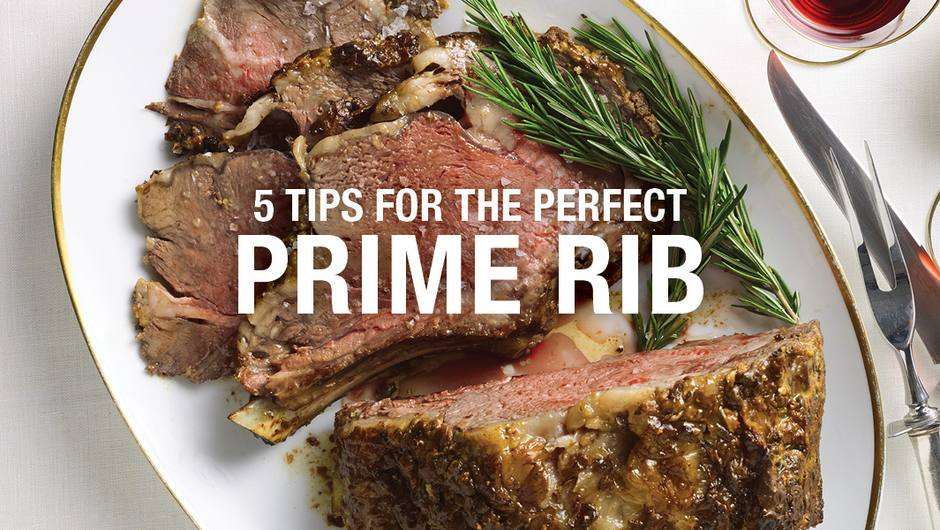 5 tips for the Perfect Prime Rib image