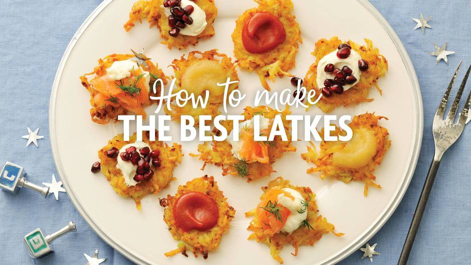 How to Make the Best Latkes image