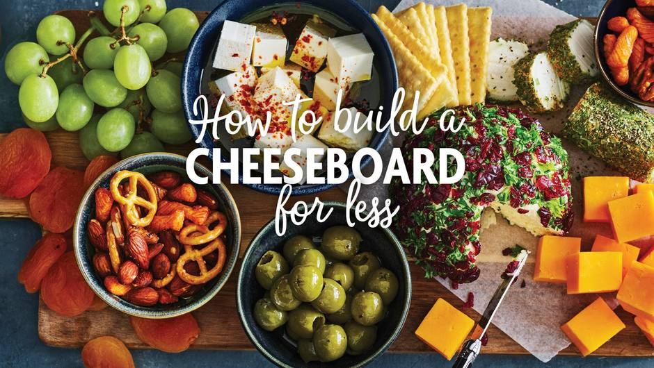 How to Build a Cheeseboard for Less image