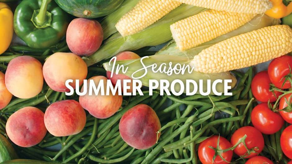What's in Season: Summer Produce image