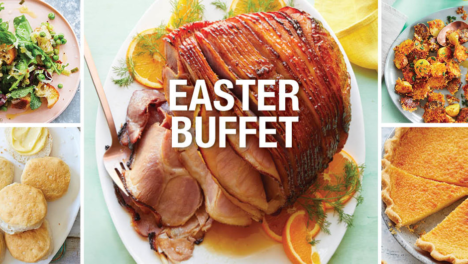 How to Host an Easy Easter Buffet image
