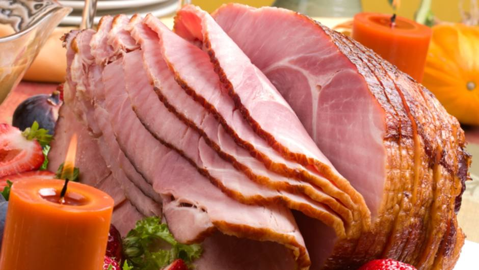 Spiral Ham With Vegetables Stop And Shop