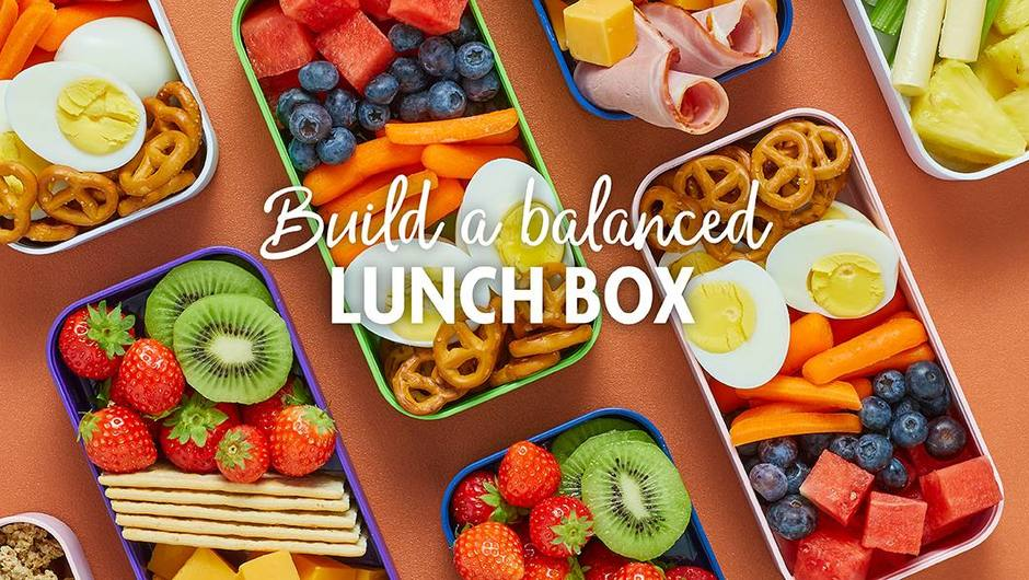 How to Build a Balanced Lunch Box image