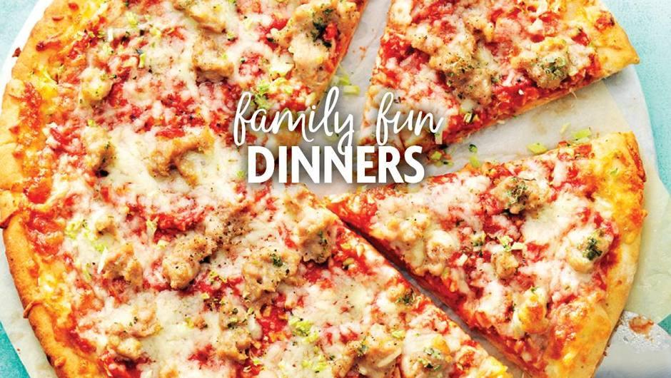 Family Fun Dinners image
