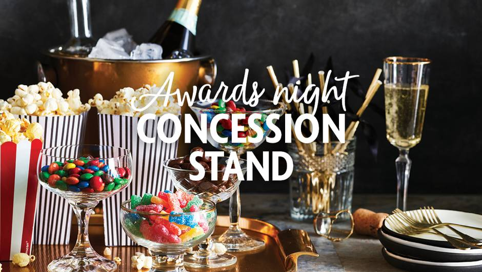 Awards Night Concession Stand image