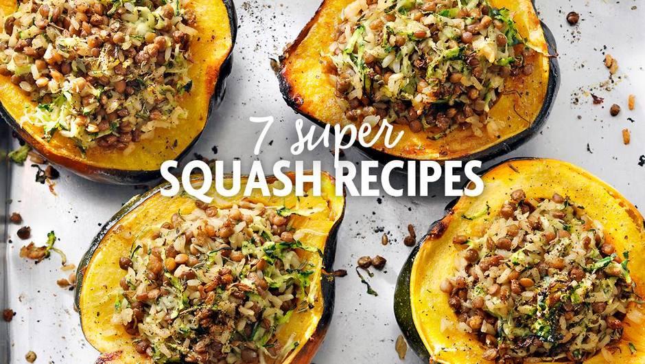 7 Super Squash Recipes image