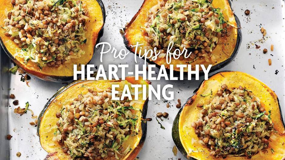 Doctor-Approved Tips for Heart Healthy Eating image