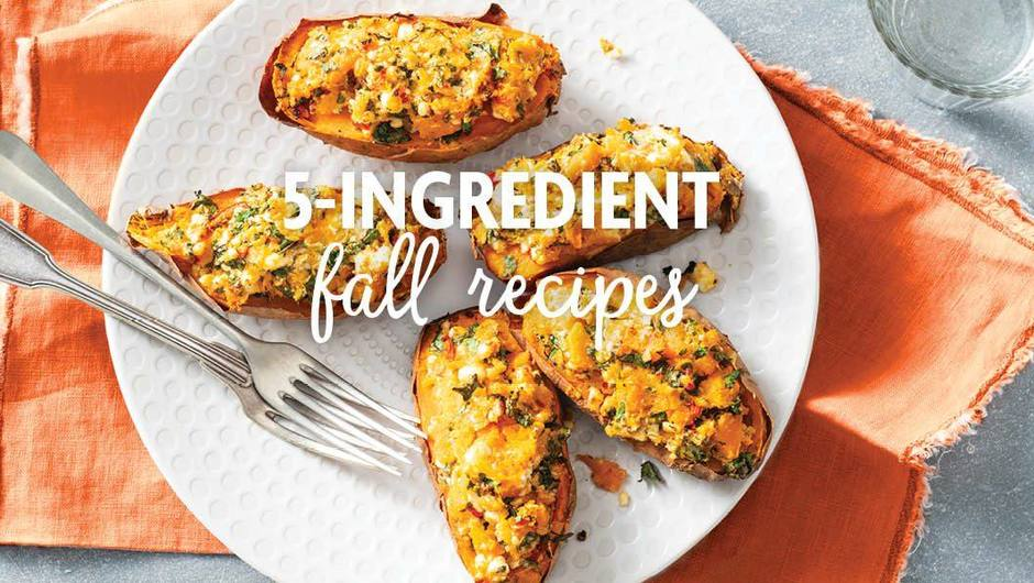 5-Ingredient Recipes for Fall image