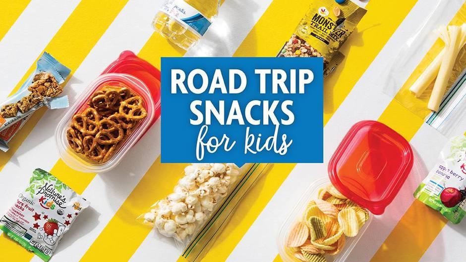 Road Trip Snacks for Kids image