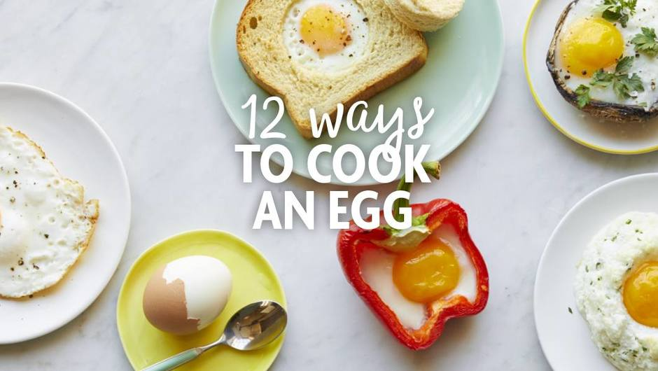 12 Ways to Cook an Egg image