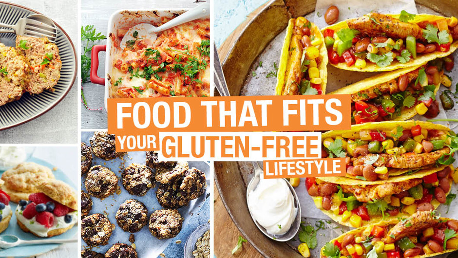 Food that Fits—Your Gluten-Free Lifestyle image