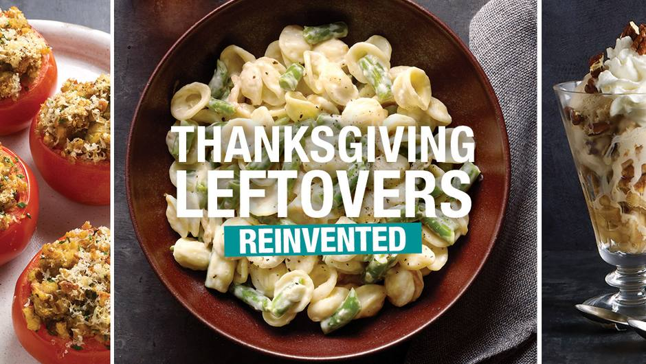 7 New Ways to Enjoy Thanksgiving Leftovers image