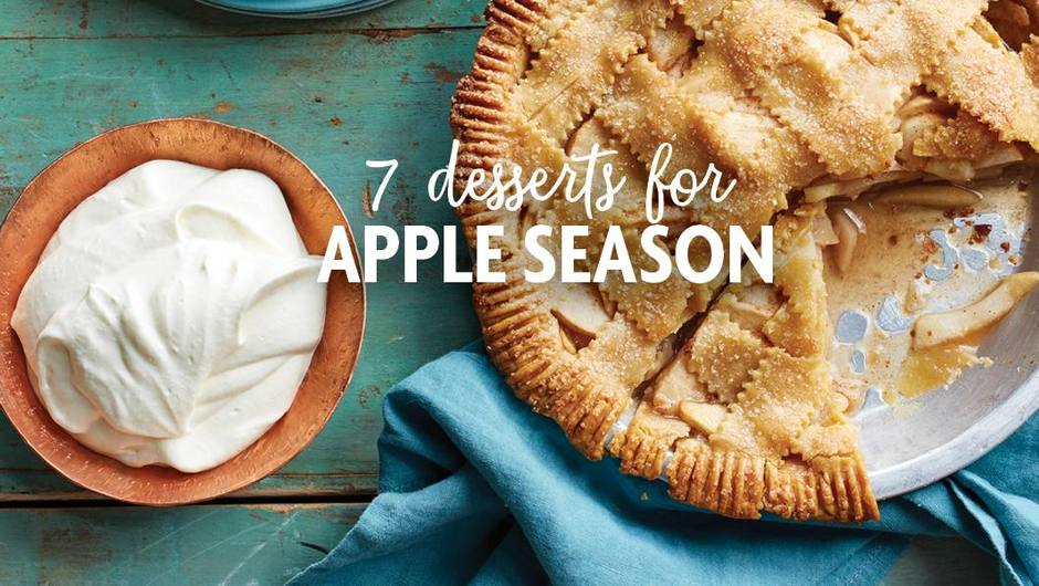 Celebrate fall with 7 of our favorite apple desserts image