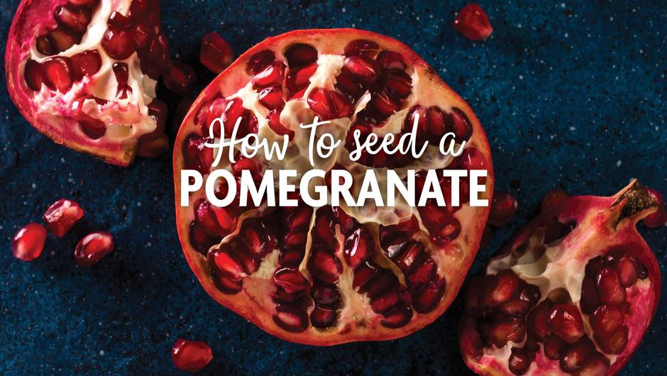 How to Seed a Pomegranate image
