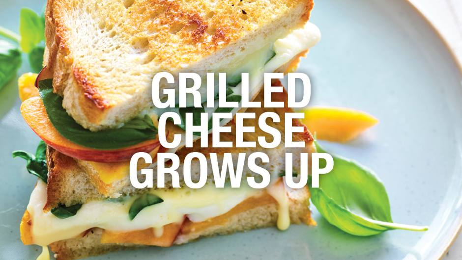 Grilled Cheese Grows Up image