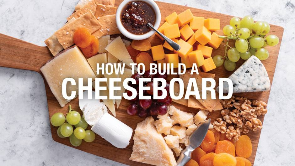 How to Make a Perfect Cheese Board image
